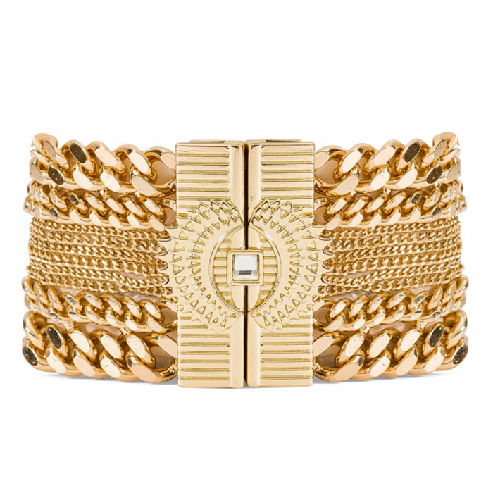 PULSERA  AGYNESS GOLD