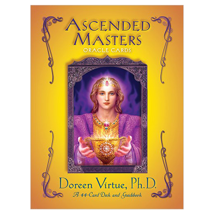 Archangels and Ascended Masters Cards